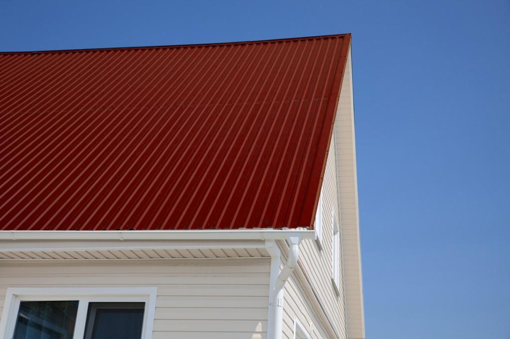 Профнастил для даху