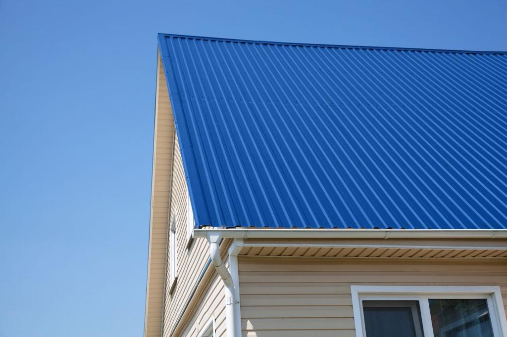 Функции крыши и важность кровельного материала